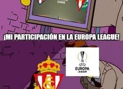 Enlace a Cuando confundes al Sporting de Gijón con el de Portugal