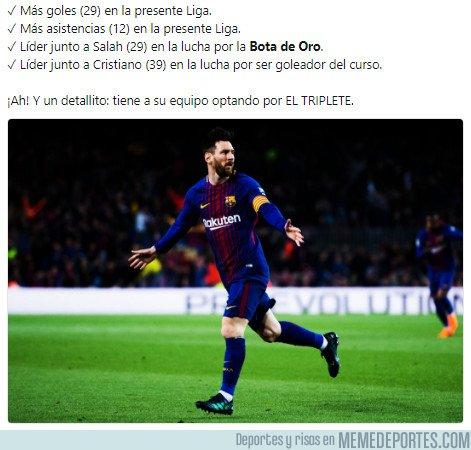1028793 - ¡Messi está a tope!