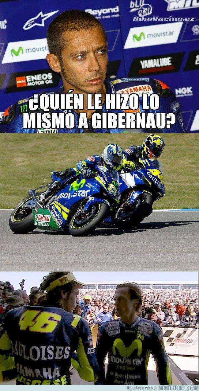 1028992 - Rossi, rápido te olvidas