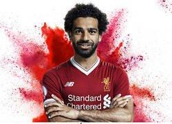 Enlace a Qué gran tipo parece Salah