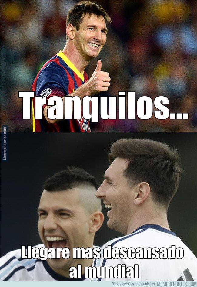 1029327 - Messi tiene todo planeado