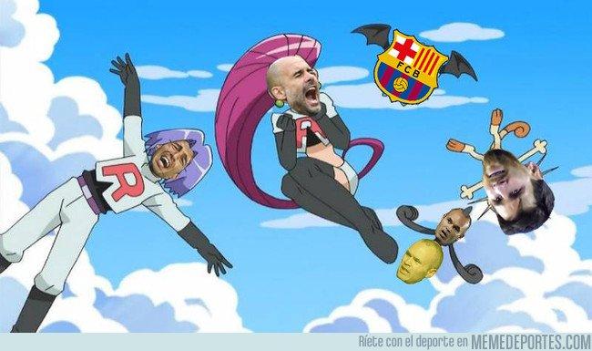 1029396 - 'El Barça ha sido vencido otra vez'