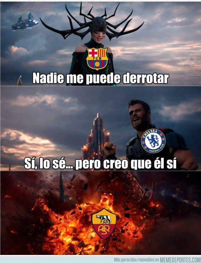 1029464 - El único que puede contra el Barcelona