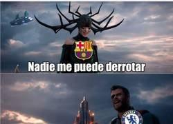 Enlace a El único que puede contra el Barcelona
