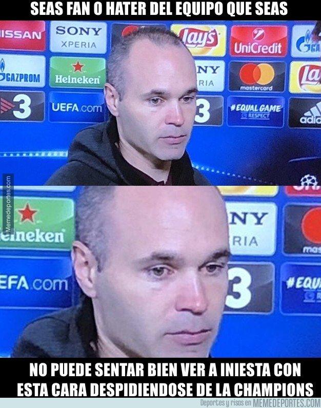 1029602 - El rostro del Barça en esta Champions