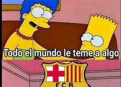 Enlace a Los cuartos de final de UCL empiezan a ser la pesadilla del Barça