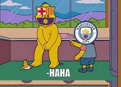 Enlace a Y así fue la jornada de Champions para City y Barça