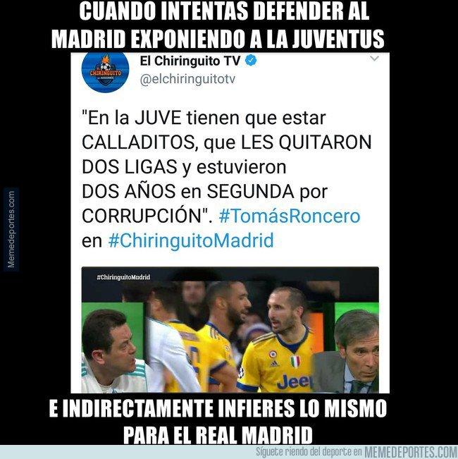 1030205 - El problema del Madrid es que no tiene buena gente defendiéndole