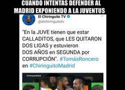 Enlace a El problema del Madrid es que no tiene buena gente defendiéndole