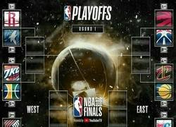 Enlace a Así están los Playoff NBA 2017-18. ¿Predicciones?