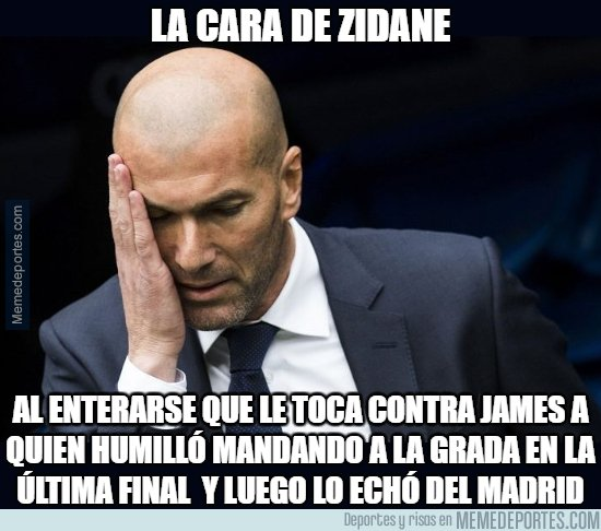 1030265 - Zidane vs James