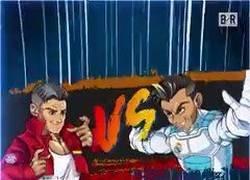 Enlace a Las semis de Champions a lo Dragon Ball, vía B/R