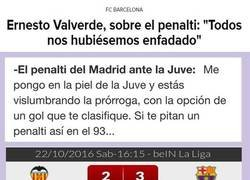 Enlace a La coherencia de Valverde