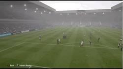 Enlace a Cuando marcas un golazo en el último minuto con Mr Bean en el FIFA