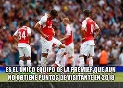 Enlace a Preocupante situacion en el Arsenal
