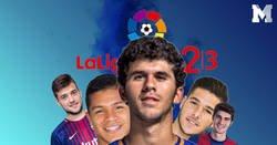 Enlace a Las 10 promesas de Segunda División más revalorizadas y que probablemente jugarán en Primera