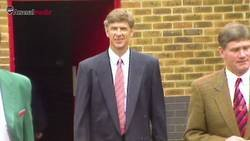 Enlace a El tributo del Arsenal a Wenger