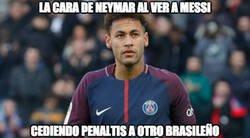 Enlace a Neymar no se lo cree, algo ha cambiado