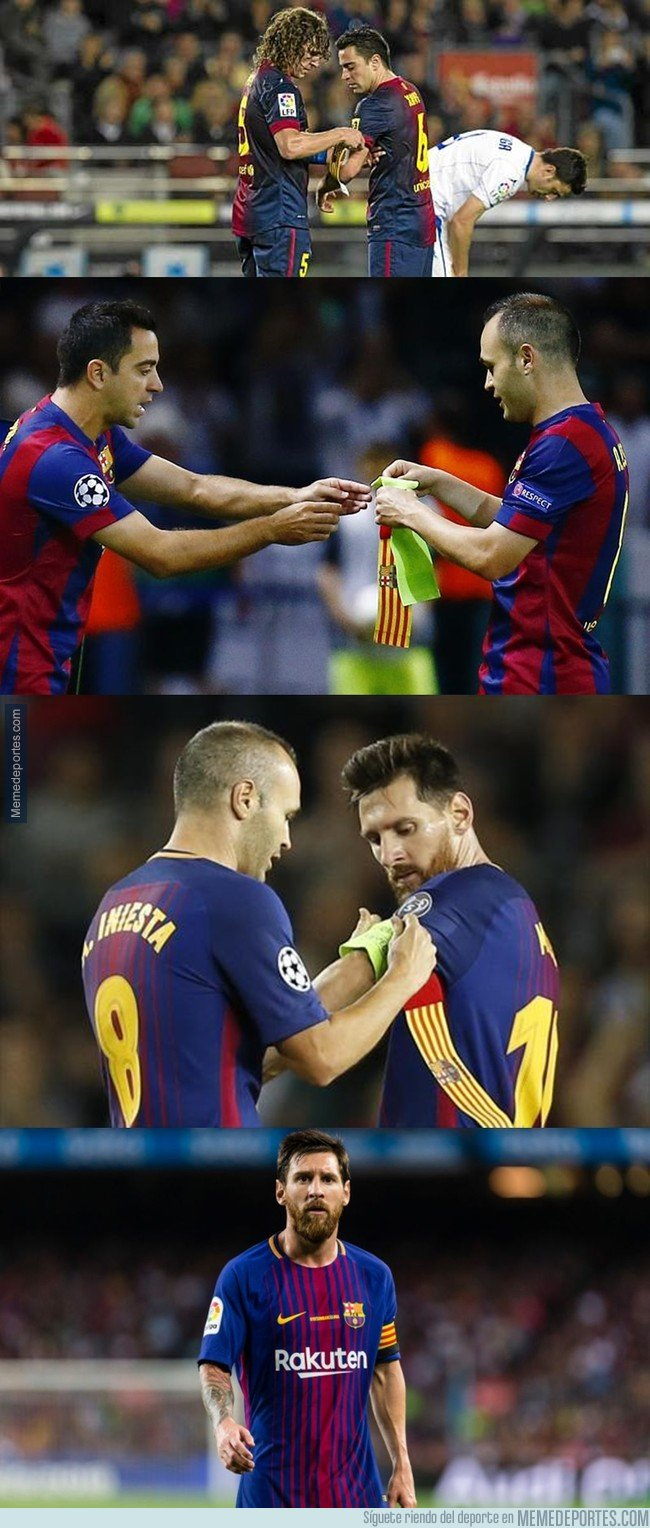 1031481 - Los capitanes del Barça