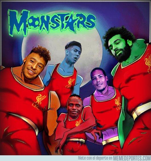 1031690 - ¡Regresaron Los Monstars y No en Forma de Fichas!