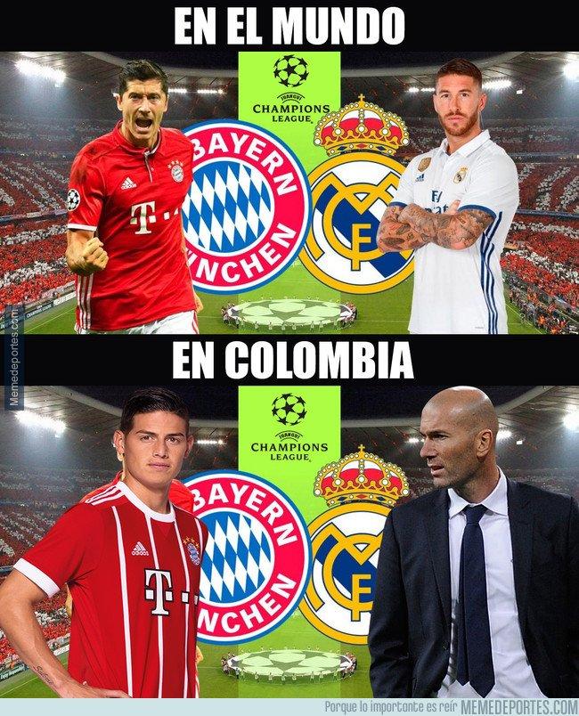 1031722 - Un partido especial para los colombianos