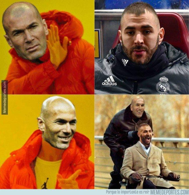 1031777 - Zidane tiene claro lo que quiere