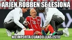 Enlace a Lesión de Robben