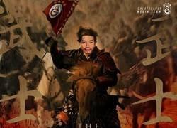 Enlace a Homenaje Del Galatasaray al último samurai verdadero