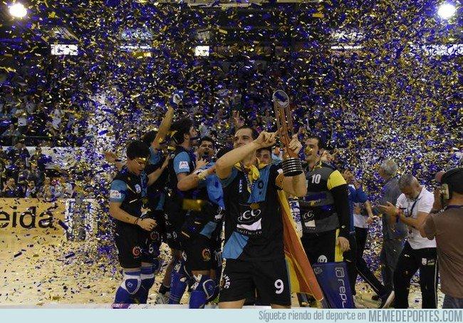 1032257 - Lleida Llista de hockey Campeon de la CERS