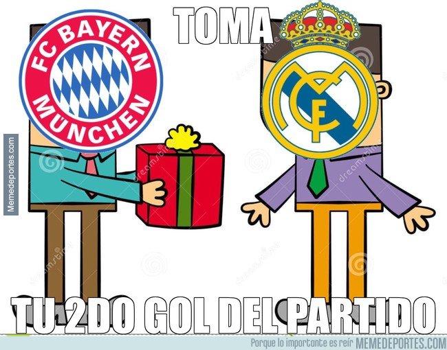 1032365 - Los del München son generosos