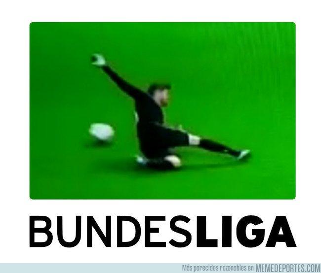 1032409 - El logo de la Bundesliga tiene sentido