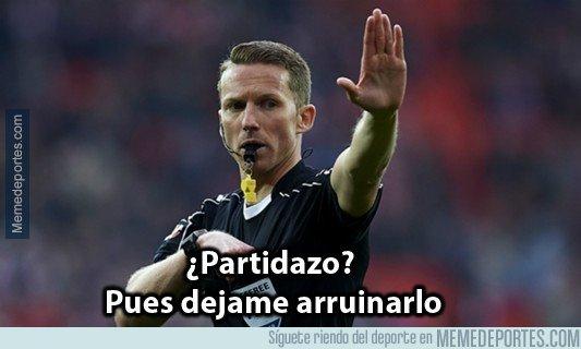 1032987 - Como arruinar un partido; Por Hernandez Hernandez
