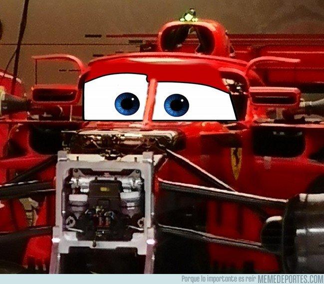 1033401 - Ferrari presenta cambios en el halo para el GP de España, por @AlvaroAlguacil
