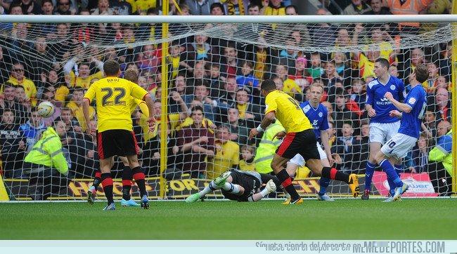 1033616 - Qué bonito es el fútbol, Leicester vs Watford