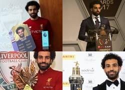 Enlace a Vaya añito lleva Salah