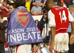 Enlace a La temporada perfecta del Arsenal