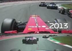 Enlace a Alonso vs Schumacher 2013 / Alonso vs Ocon 2018