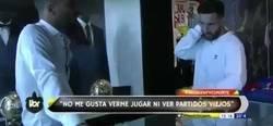 Enlace a Mensaje de Messi al mundo: No piensa moverse del Barça