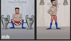 Enlace a Los pesos que se le resisten al Atlético