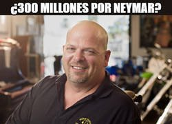 Enlace a Así sería la negociación para el fichaje de Neymar