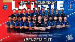 Enlace a La lista de Francia