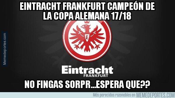 1034376 - Menuda sorpresa del Eintracht Frankfurt