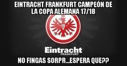 Enlace a Menuda sorpresa del Eintracht Frankfurt