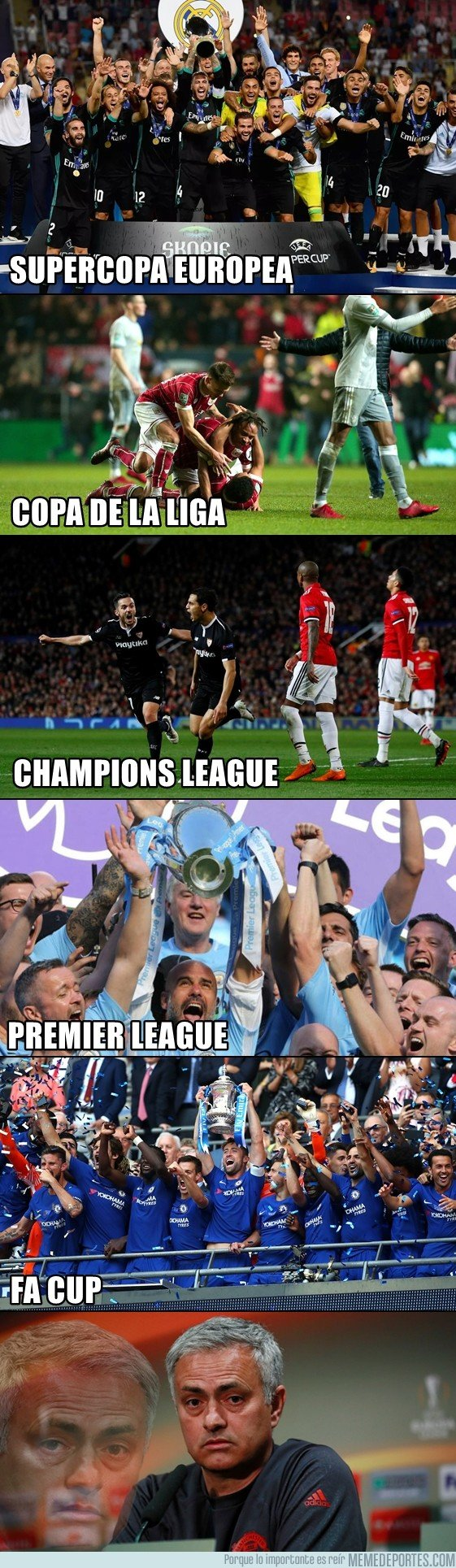 1034426 - Otro año en blanco de Mourinho