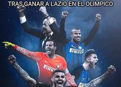 Enlace a Tras 6 años, el Inter vuelve a la Champions League
