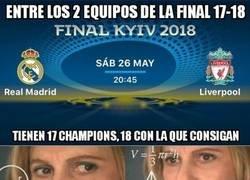 Enlace a El 17 y el 18, ligados a la final de Kiev