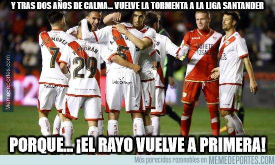 1035679 - El Rayo Vallecano vuelve a primera división