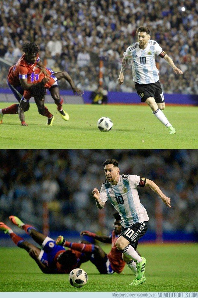 1035988 - El efecto Messi contra Haití