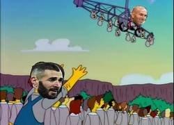 Enlace a El más preocupado por la renuncia de Zidane