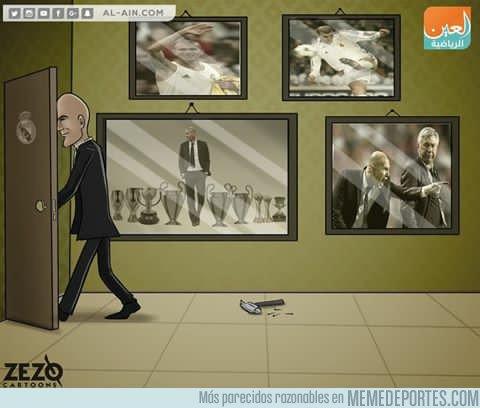 1036224 - Zidane se fue por la puerta grande